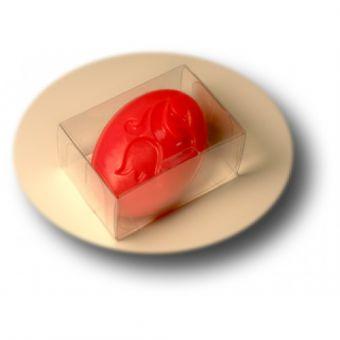 ПП1-007, подарочная упаковка для мыла пластиковая