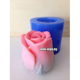 Роза Госпел 3D - силиконовая форма