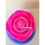 Роза Гранд При 3D - силиконовая форма
