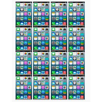 Картинки на водорастворимой бумаге Смартфон, 215,9 × 279,4 мм