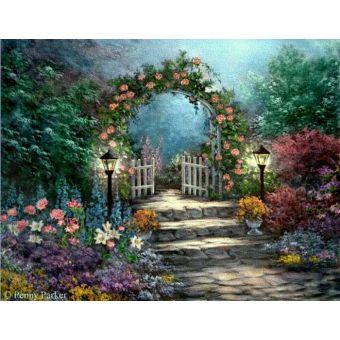 Райский сад, отдушка 10мл, Франция