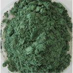 Зеленый темный, пигмент перламутровый гелевый 10 мл. Китай