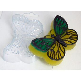 Бабочка 2 (ed) - пластиковая форма