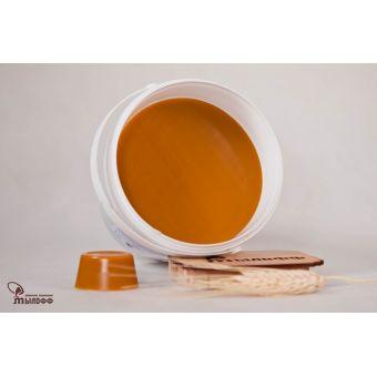 Мыльная основа MYLOFF COLOR caramel цвет темная карамель