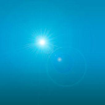 Голубой, пигмент перламутровый гелевый10 мл.,Китай