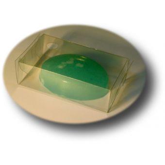 ПП1-005, подарочная упаковка для мыла пластиковая