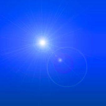 Синий, пигмент перламутровый гелевый, 10 мл, Китай