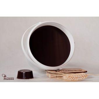 Мыльная основа темный шоколад MYLOFF COLOR dark choco
