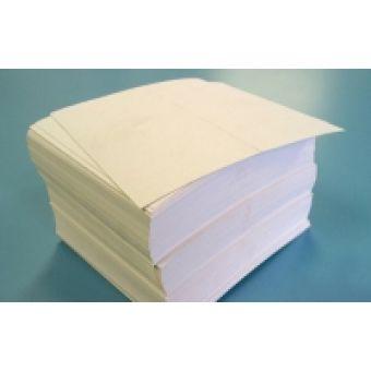 Водорастворимая бумага А4, 1 лист