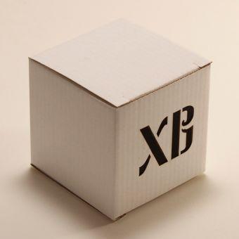 Картонная коробка для упаковки подарков ХВ