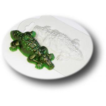 Крокодильчик - пластиковая форма