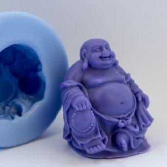 Денежный Бог 3D, силиконовая форма