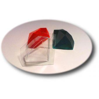 Драгоценный камень - пластиковая форма