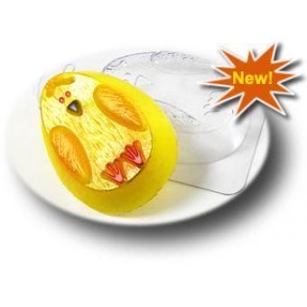 Яйцо цыпленок - пластиковая форма mf