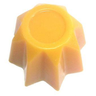 Звезда 8 лучей (pc) Пластиковая форма для свечей