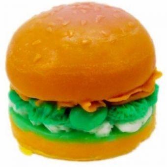 Гамбургер 3D  - силиконовая форма