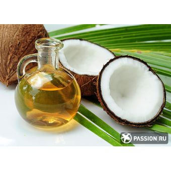 Рафинированное кокосовое масло, баттер
