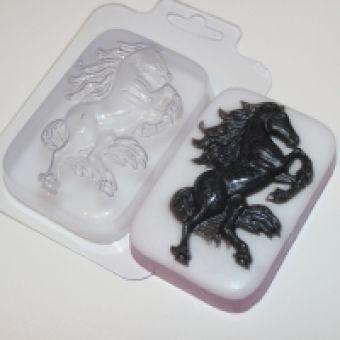 Конь на дыбах(ed) - пластиковая форма