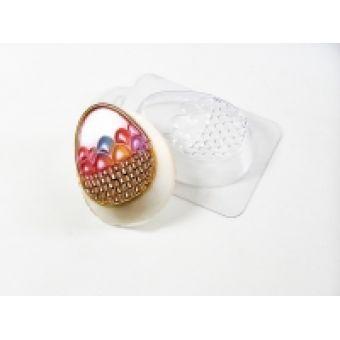 Корзина с яйцами - пластиковая форма mf