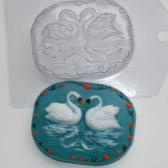 Лебеди ED - пластиковая форма