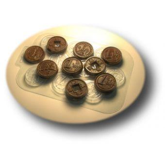 Пластиковая форма для шоколада/глю-топ Денежный поток