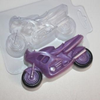 Мотоцикл (ed) - пластиковая форма