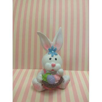 Пасхальный кролик - силиконовая форма