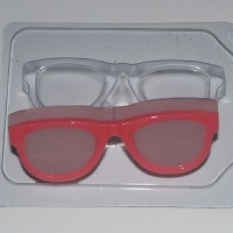 Очки - пластиковая форма mf