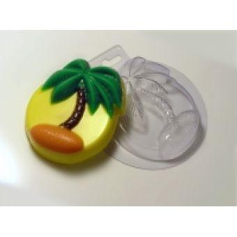 Пальма - пластиковая форма mf