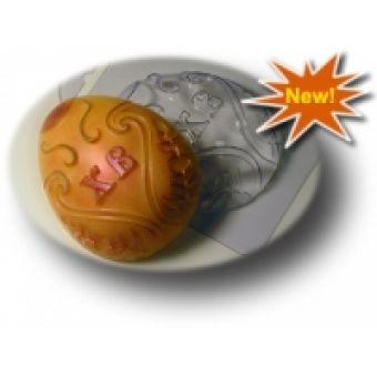 Пасхальное яйцо - пластиковая форма mf