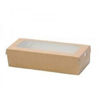 Коробка пенал 500 мл. 170*70*40мм