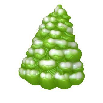 Елка снежная(рс) - пластиковая форма
