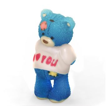 "Медвежонок ""I love you"" (2 половинки) (pc)"