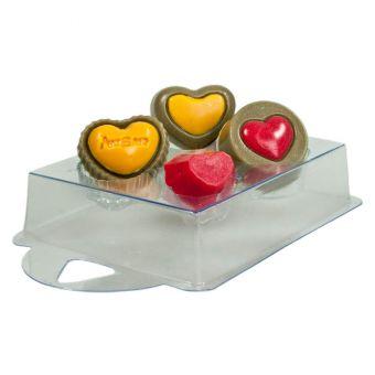 Шоколадные конфетки - Пластиковая форма