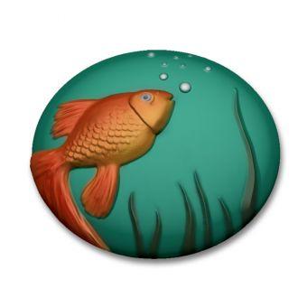 Золотая рыбка (pc) - пластиковая форма