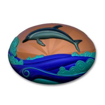 Дельфин(pc)- пластиковая форма