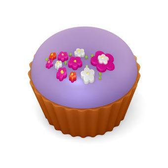 Кейк верхушка (Цветочки) (pc) - пластиковая форма