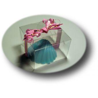 Подарочная упаковка, пластиковая для мыла ПП1-006