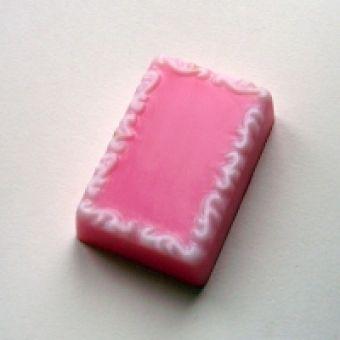 Прямоугольник с рамкой арт. 0508 - пластиковая форма