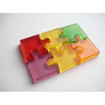 Пазл сет 6.2 - пластиковая форма
