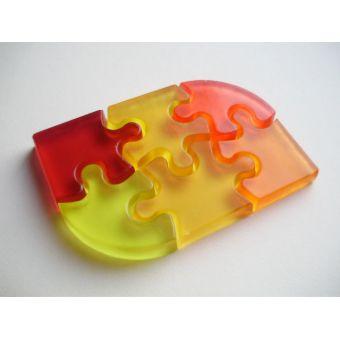 Пазл сет 6.1 - пластиковая форма