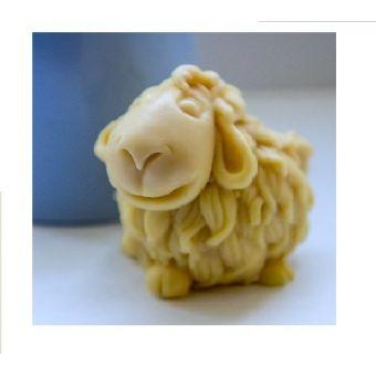 Овца 3D - силиконовая форма