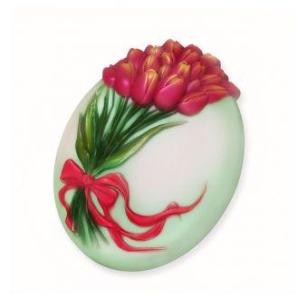 Букет Тюльпанов - пластиковая форма