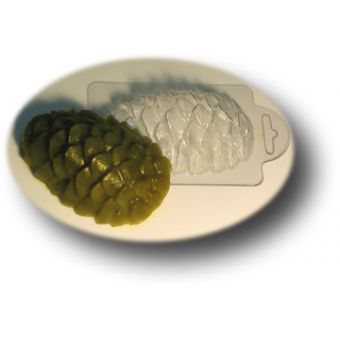 Сосновая шишка(mf) - пластиковая форма