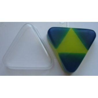Треугольник - форма для заливки мыла с картинкой ed
