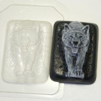 Волк из темноты - пластиковая форма