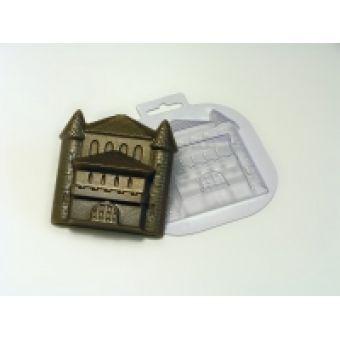 Замок - пластиковая форма
