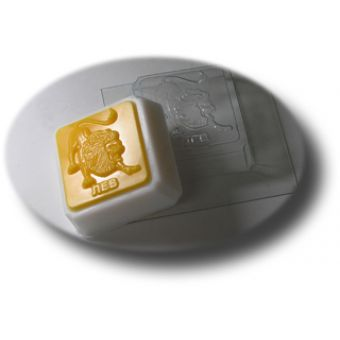 Зодиак - Лев, пластиковая форма